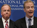 Tom Reynolds and Chris Van Hollen
